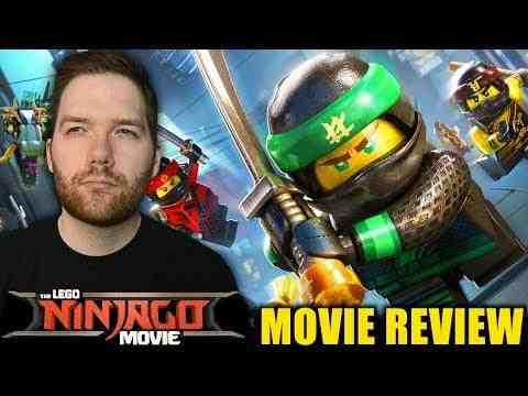 The Lego Ninjago Movie - Chris Stuckmann movie review