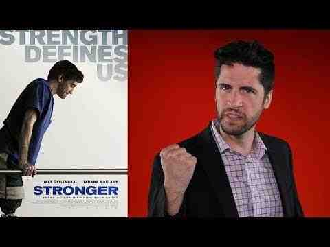 Stronger - Jeremy Jahns Movie review