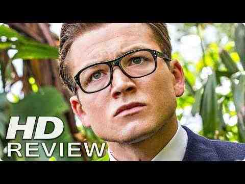 Kingsman 2 - The Golden Circle - Robert Hofmann Kritik Review