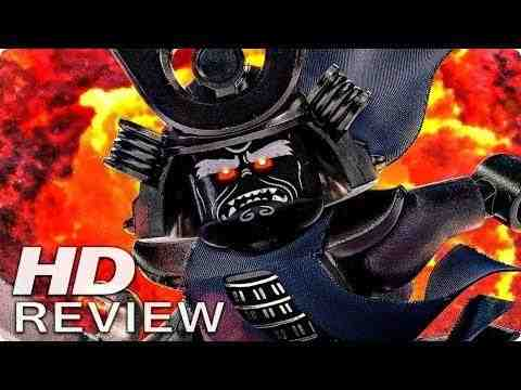 The Lego Ninjago Movie - Robert Hofmann Kritik Review