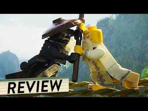 The Lego Ninjago Movie - Filmlounge Review & Kritik