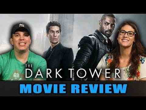 The Dark Tower - Schmoeville Movie Review