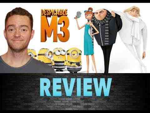 Despicable Me 3 - Schmoeville Movie Review