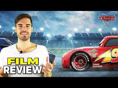 Cars 3 - Evolution - Filmkritix Kritik Review