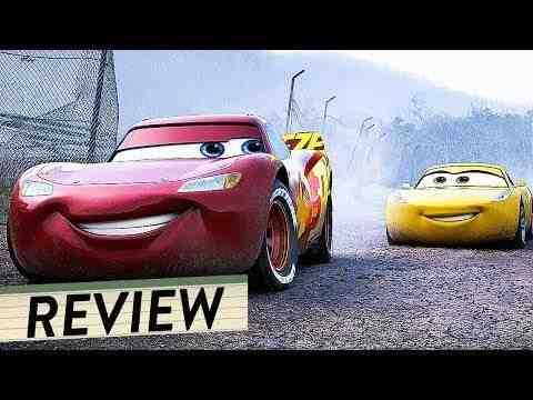 Cars 3 - Evolution - Filmlounge Review & Kritik