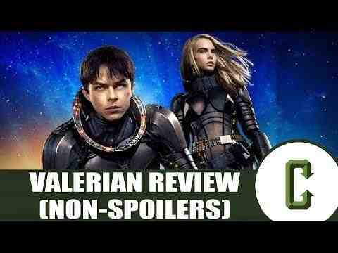 Valerian and the City of a Thousand Planets - Collider Movie Review