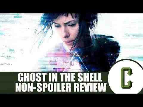 Ghost in the Shell - Collider Movie Review