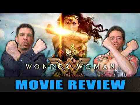 Wonder Woman - Schmoeville Movie Review