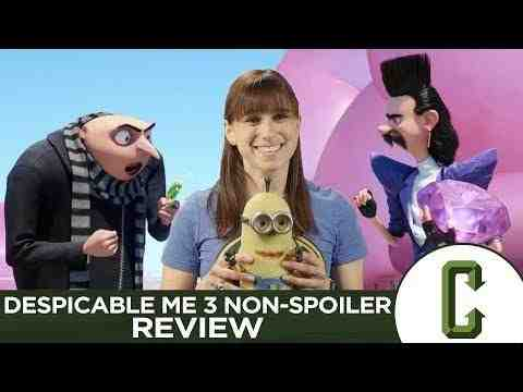 Despicable Me 3 - Collider Movie Review