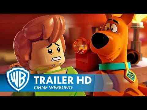 Lego Scooby Doo! Strandparty - trailer 1