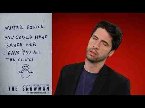The Snowman - Jeremy Jahns Movie review