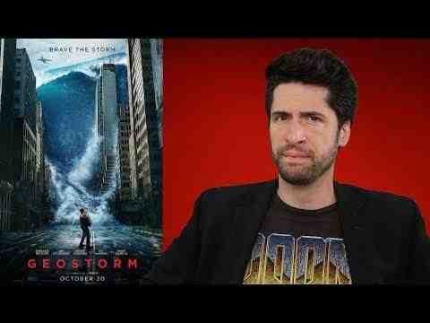 Geostorm - Jeremy Jahns Movie review