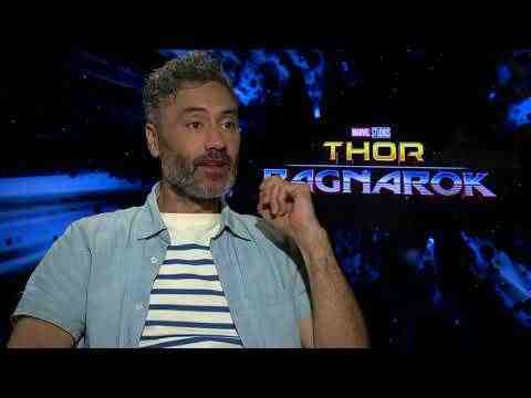 Thor: Ragnarok - Director Taika Waititi Interview