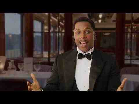 Murder on the Orient Express - Leslie Odom Jr. Interview
