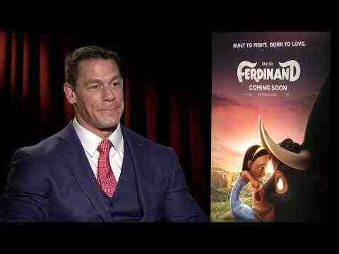 Ferdinand - John Cena Interview