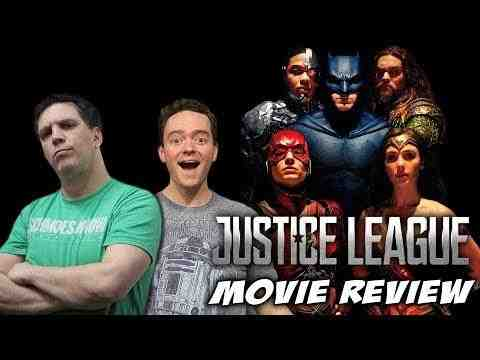 Justice League - Schmoeville Movie Review