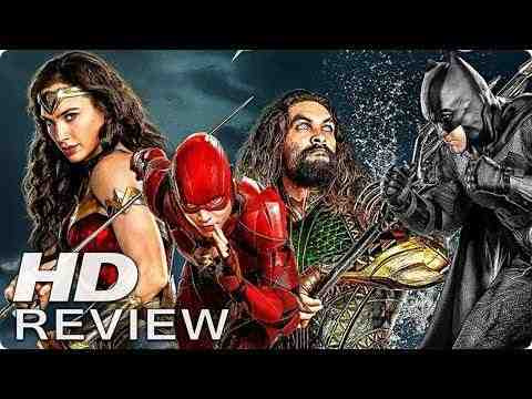 Justice League - Robert Hofmann Kritik Review