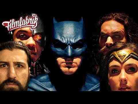 Justice League - Filmfabrik Kritik & Review