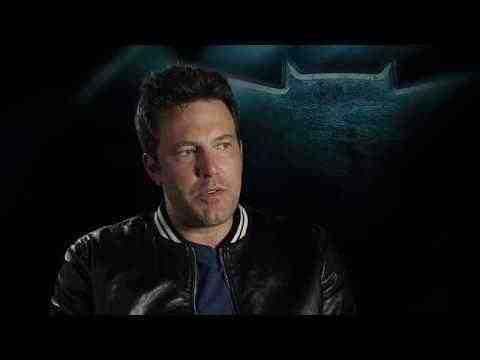 Justice League - Ben Affleck