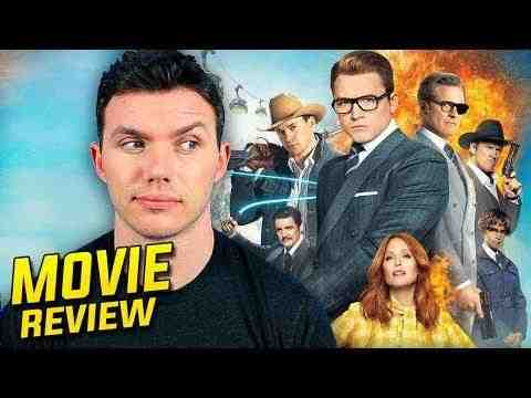 Kingsman: The Golden Circle - Flick Pick Movie Review