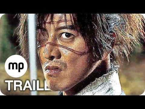 Blade Of The Immortal - trailer 1