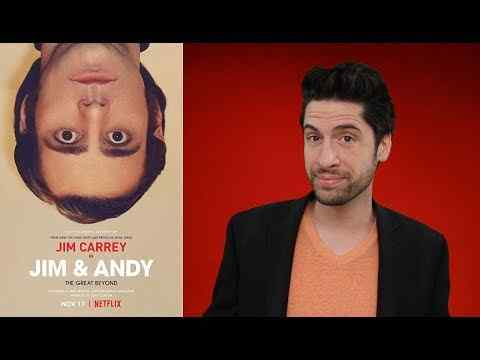 Jim & Andy - Jeremy Jahns Movie review