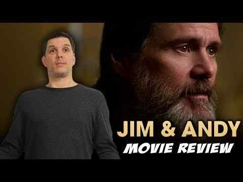 Jim & Andy - Schmoeville Movie Review