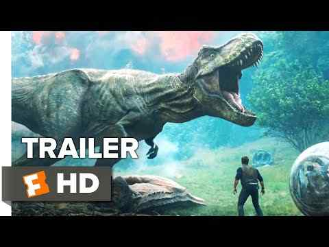 Jurassic World: Fallen Kingdom - trailer 1