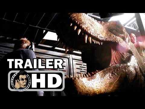 Jurassic World: Fallen Kingdom - Featurette
