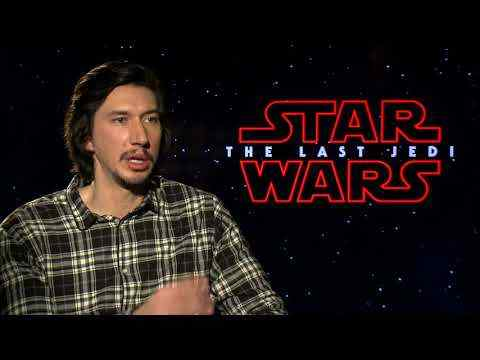 Star Wars: The Last Jedi - Adam Driver
