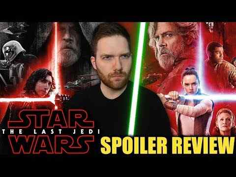 Star Wars: The Last Jedi - Chris Stuckmann Movie  Spoiler Review