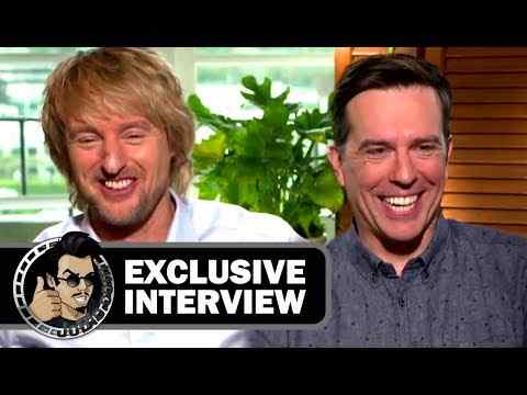 Father Figures - Owen Wilson & Ed Helms Interview