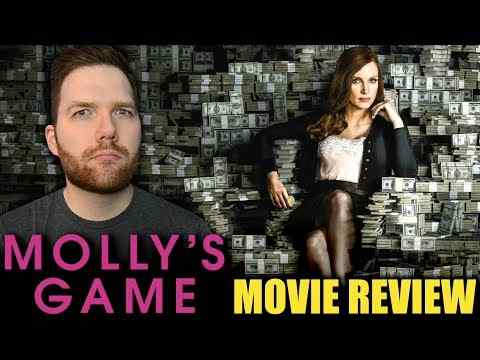 Molly's Game - Chris Stuckmann Movie review