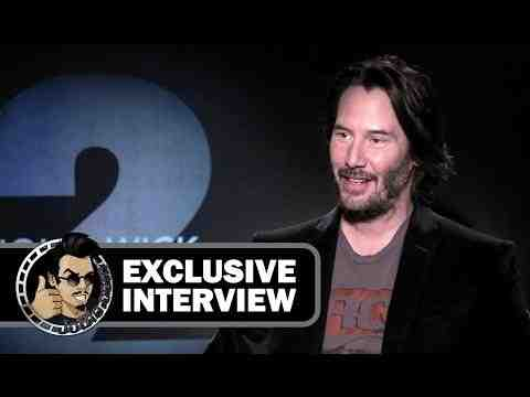 John Wick: Chapter 2 - Keanu Reeves Interview