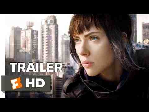 Ghost in the Shell - trailer 2