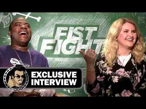 Fist Fight - Tracy Morgan & Jillian Bell Interview