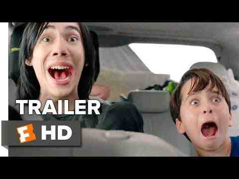 Diary of a Wimpy Kid: The Long Haul - trailer 1