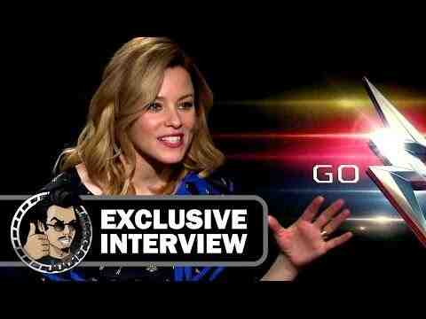 Power Rangers - Elizabeth Banks Interview