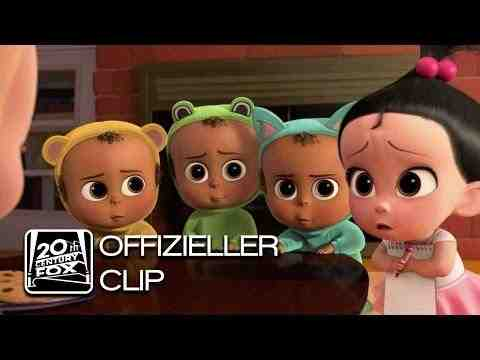 The Boss Baby - Clip