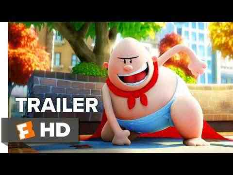 Captain Underpants - trailer 1