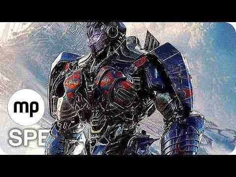 Transformers 5: The Last Knight - Featurette & Trailer