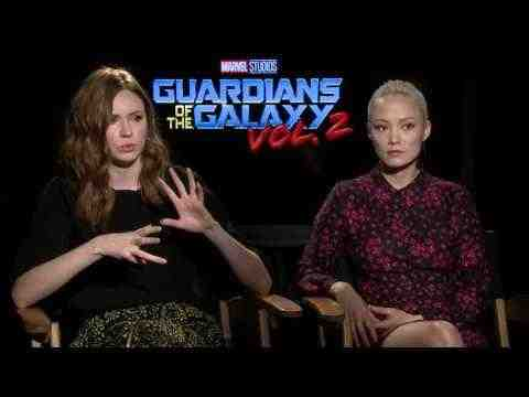 Guardians of the Galaxy Vol. 2 - Karen Gillan & Pom Klementieff Interview