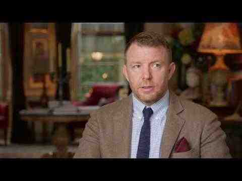 King Arthur: Legend of the Sword - Director Guy Ritchie Interview