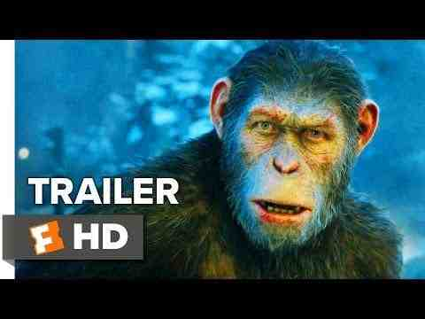 War for the Planet of the Apes - trailer 3