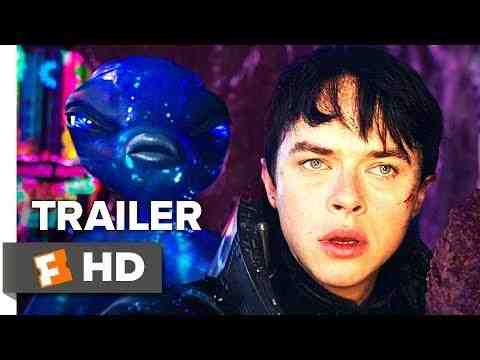 Valerian and the City of a Thousand Planets - trailer 3