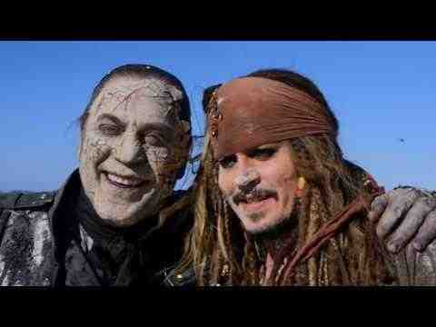 Pirates of the Caribbean: Dead Men Tell No Tales - Behind the Scenes 2