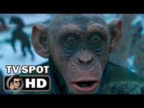 War for the Planet of the Apes - TV Spot 1