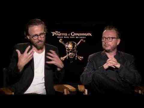 Pirates of the Caribbean: Dead Men Tell No Tales - Directors Joachim Rønning, Espen Sandberg Interview