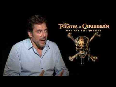 Pirates of the Caribbean: Dead Men Tell No Tales - Javier Bardem Interview