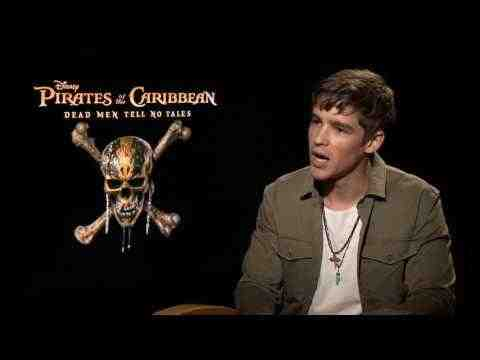 Pirates of the Caribbean: Dead Men Tell No Tales - Brenton Thwaites Interview